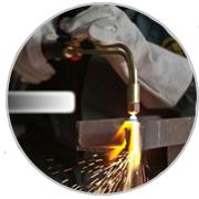 Резка металла газом